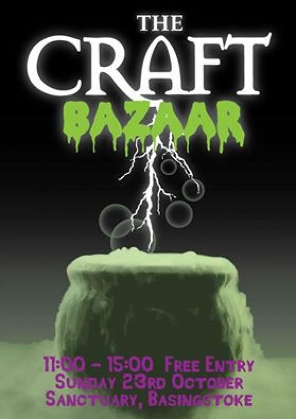 Event Review: Craft Bazaar at Sanctuary, Basingstoke – 23rd October 2016