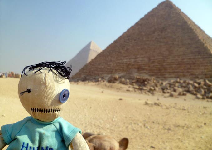 Hugo's Adventures