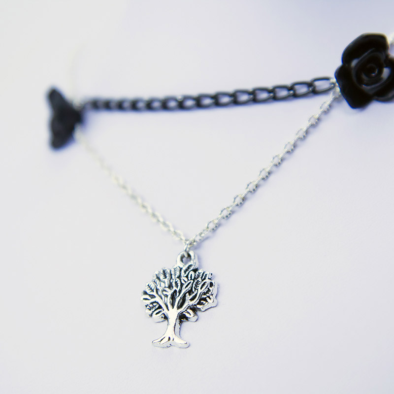 fbc-jewellery-silver-tree-black-roses-necklace1b