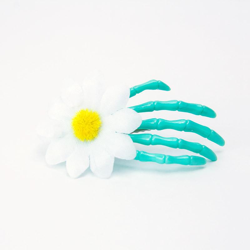fbc-jewellery-turquoise-hand-daisy-hairclip